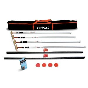 ZipWall 4PL Plus Kit with Carry Bag